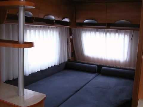 caravan te koop eriba nova 435 alle extra s herca caravans youtube. Black Bedroom Furniture Sets. Home Design Ideas