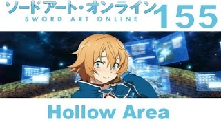 Sword Art Online: Hollow Fragment - PS VITA Walkthrough 155 - Concealed Area Underground Floors 1-4