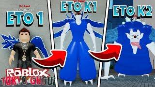 ROBLOX: TUTTI gli EVOLUMI OWL - ETO YOSHIMURA - NO RO: GHOUL!!! #119 - BRUNINHO