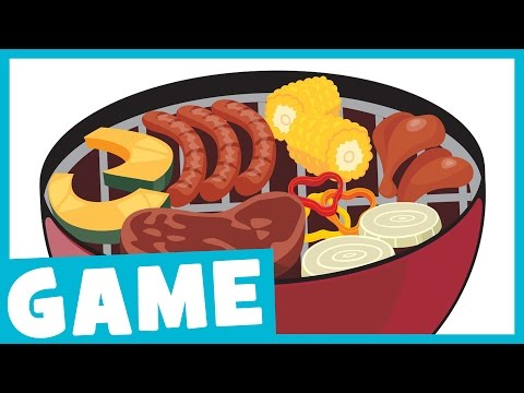 BBQ for Kids | What Is It? game for Kids | Maple Leaf Learning