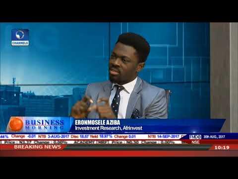 Examining Nigeria's Global Debt Capital Market Pt.1 |Business Morning|