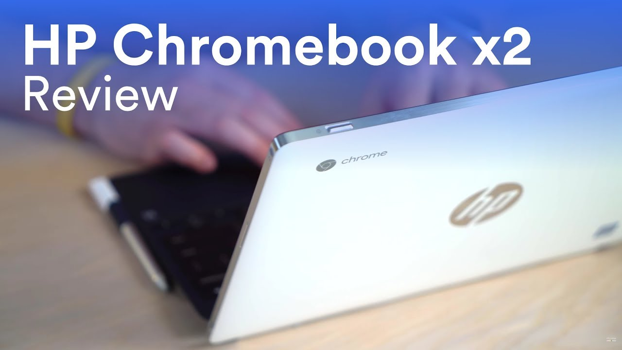 HP Chromebook x2 Review: The World's First Detachable Chromebook