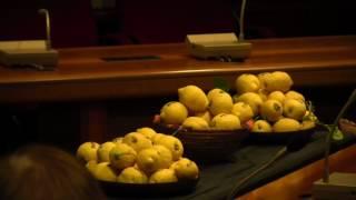 Mirabilia - Eugenio Montale: I Limoni
