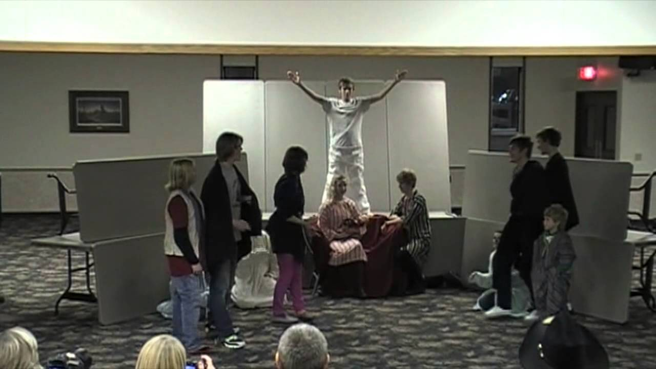 The Best Christmas Play Ever - YouTube