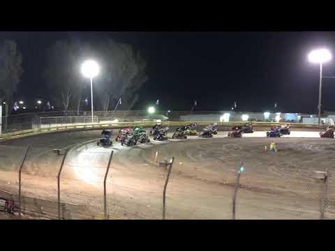 Lemoore Raceway Cal Cup 11/8/19 Stock Main- Gauge