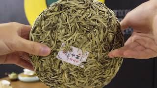 Бай Хао Пуэр / Белый пуэр от чайного клуба Процесс