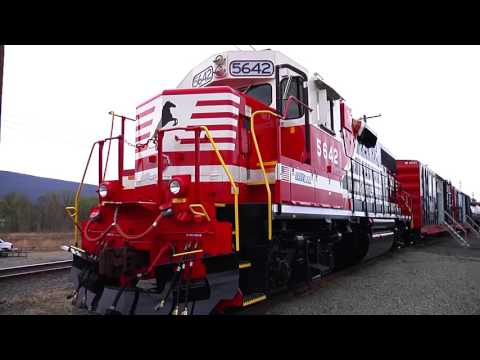 Norfolk Southern rolls out new safety train and website to educate first responders