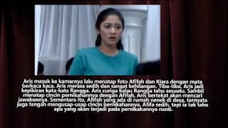 Sinopsis Orang Ketiga - Minggu 1 April 2018 - Rangga dan Afifah Kembali Dekat