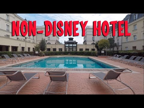 HiPark Residences Hotel Review - Disneyland Paris