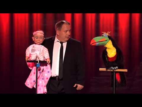Download Youtube: Australia's Got Talent 2013 | Finals | Darren Carr Brings Out Another Puppet