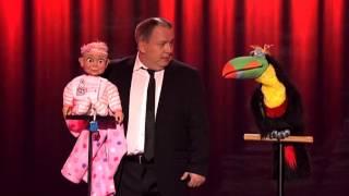 Australia's Got Talent 2013 | Finals | Darren Carr Brings Out Another Puppet