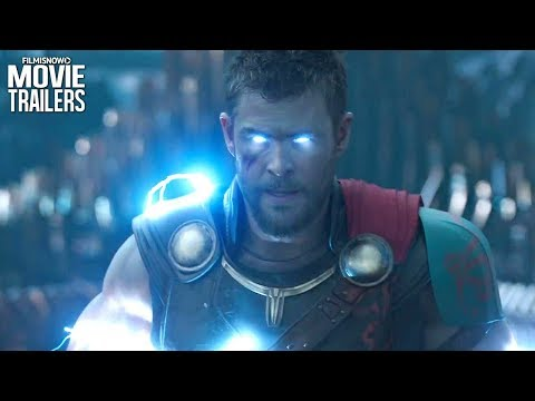 "Thor: Ragnarok | Thor is putting together ""The Revengers"" in new TV Trailer"