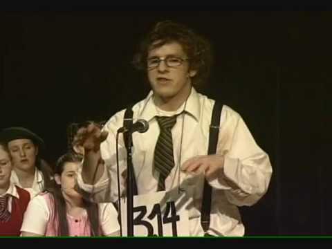 """Magic Foot"" from Spelling Bee - Berklee MTC"