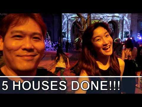 Halloween Horror Nights 8 Singapore Full Review, Highlights and Guide (HHN8)