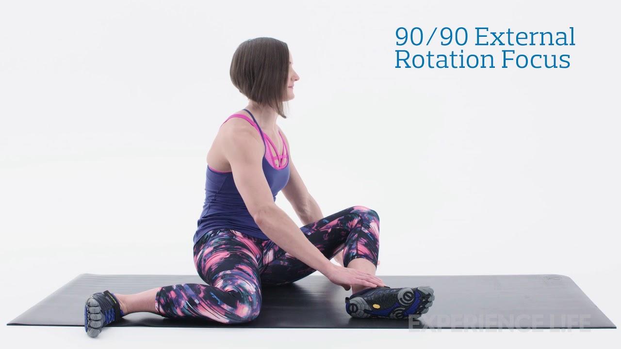 Hip-Flexor Stretches for Mobility - Experience Life
