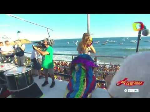 Ivete Sangalo no sábado de Carnaval em Salvador