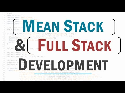 What Is Mean And Full Stack Development
