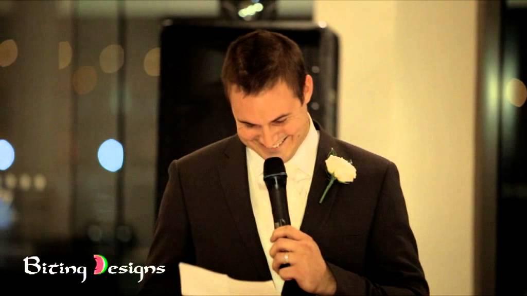 Funny Wedding Speech Groom