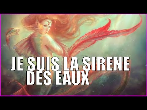 LA SIRÈNE DES EAUX EST ICI !!!