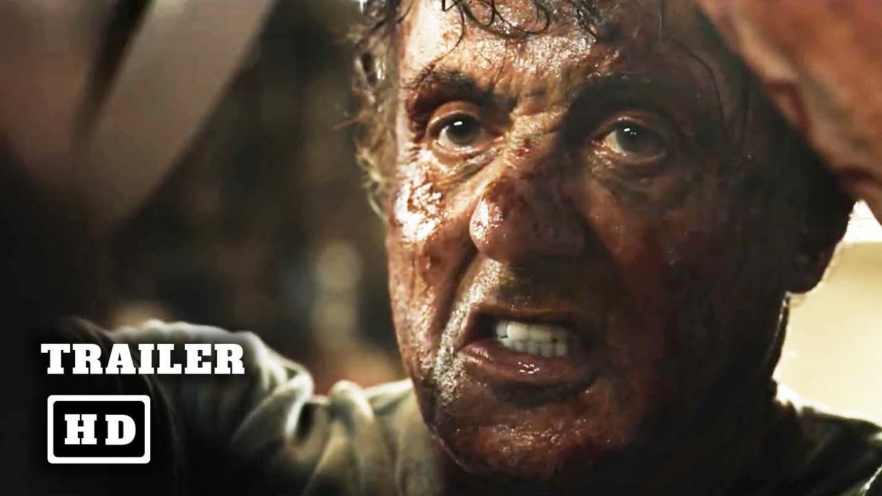 Download RAMBO 5 Trailer # 2 NEW 2019 Sylvester Stallone Action Movie HD