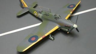 Airfix 1/72 Fairey Fulmar I