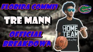 Tre Mann Is A CRAFTY & ELITE Point Guard!!! | Official Player Breakdown (Vol.1)