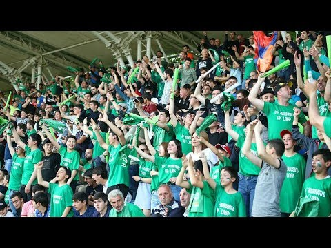 FC Lori Fans Trip To Cup Final