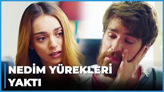 Nedim ve Cemre Duygusal Sahne - Zalim İstanbul 3. Bölüm
