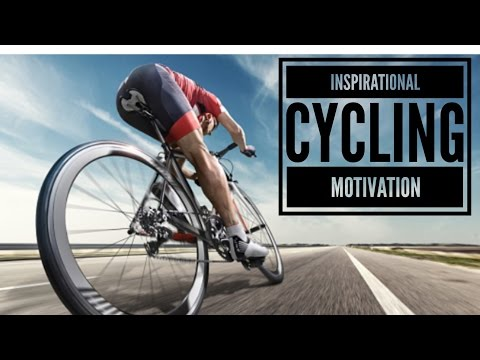 Cycling Motivation: Embrace the Suffering