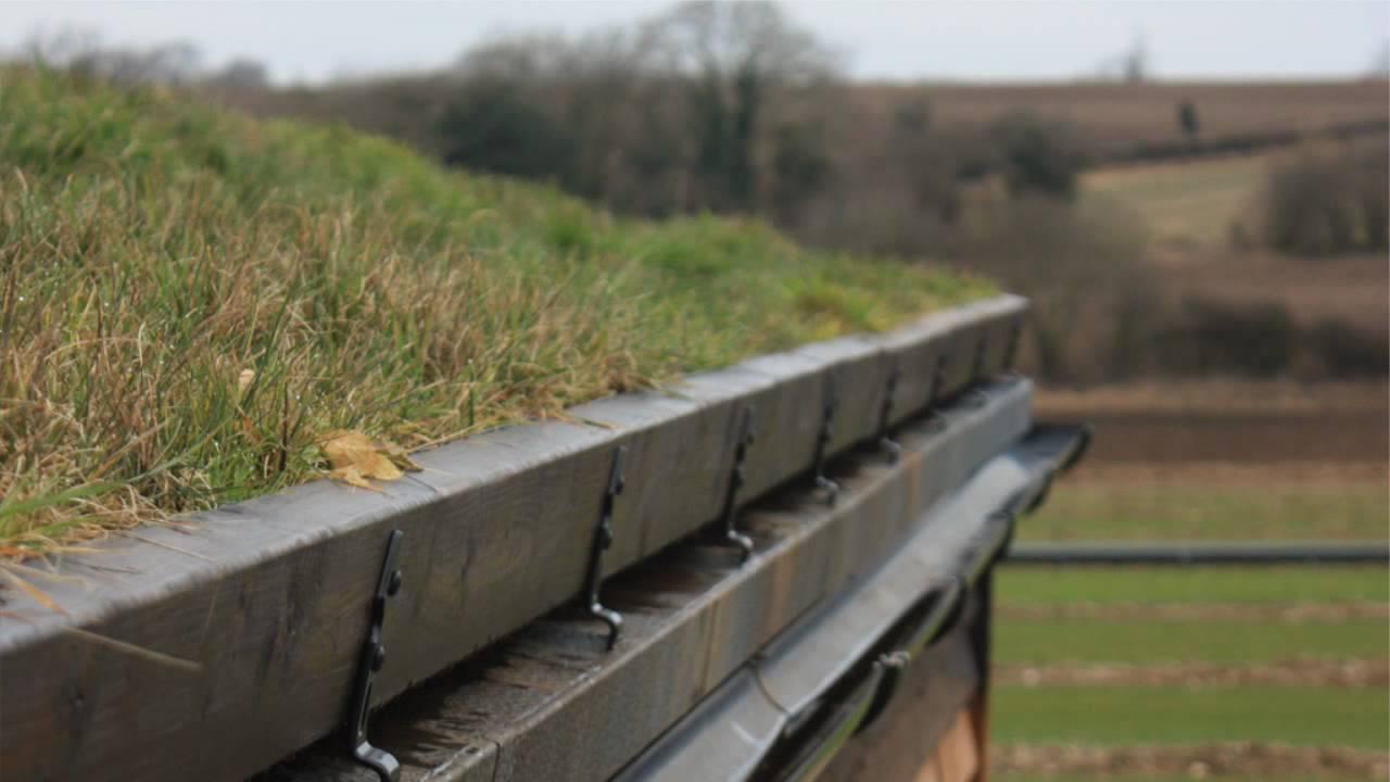 Protan Progreen Green Roof System Youtube