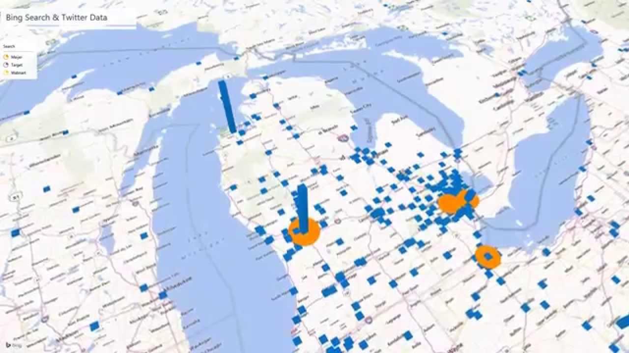 Geospatial Analysis of Michigan Retailer Data - YouTube