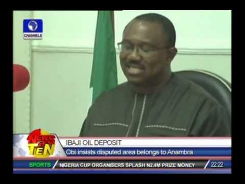 Obi insists Ibaji oil deposits belongs to Anambra state