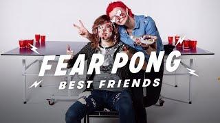 Best Friends Play Fear Pong (Terra vs. Emily) | Fear Pong | Cut
