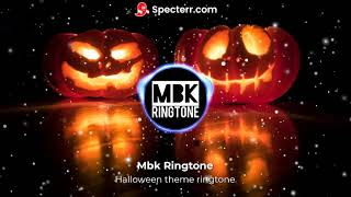 halloween theme ringtone