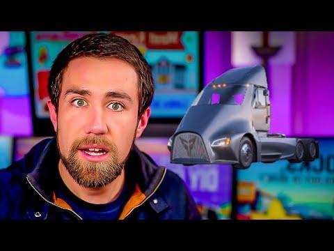 New EV Stock | Tesla Semi Competitor [NGAC]