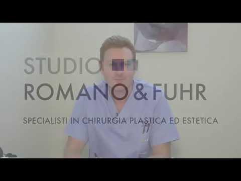 Mastopessi per la correzione del profilo del seno - Studio Dott. Romano e Dott.ssa Fuhr