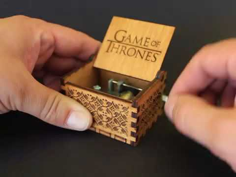 Game of Thrones Music Chest