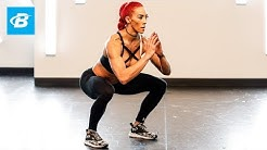 Monster Monday At-Home HIIT Workout: FYR: Hannah Eden's 30 Day Fitness Plan by RSP