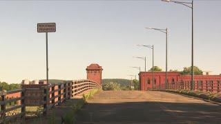 Lake Street Bridge rehabilitation underway