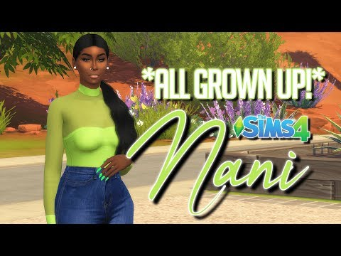 Nani... but its 2019 | The Sims 4 thumbnail