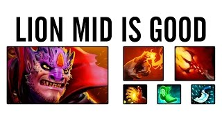 MidOne Dota 2 Lion MID - Just for Fun Do Not Play in my Pubs