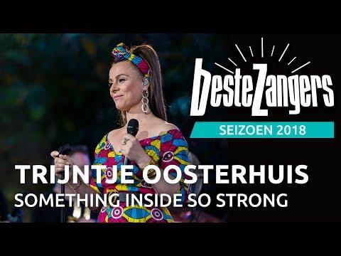 Trijntje Oosterhuis - Something inside so strong | Beste Zangers 2018