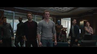 Avengers 4: Endgame / Yenilmezler 4 (2019) - Türkçe Altyazılı 3. Fragman