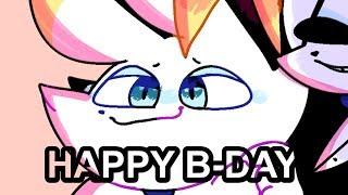 Happy Birthday to pee rabbit【Shitpost Meme】(Will delete later)