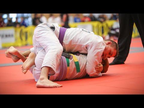 Mason Monsevais   2015 IBJJF Seattle Open Finals   Art of Jiu Jitsu Academy