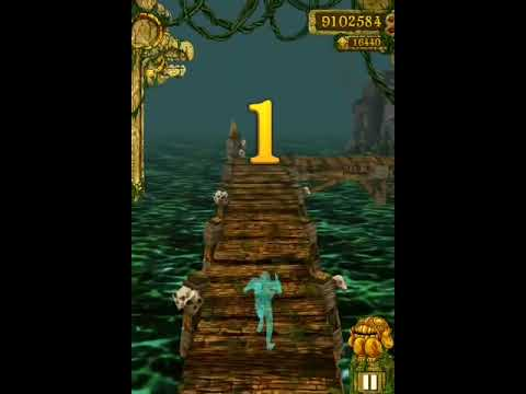 Temple Run high score 31 million!!!!! Part I of 2