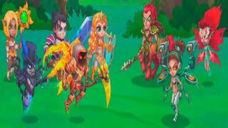 Hero Wars - Hero Fantasy Multiplayer Battles - Gameplay Walkthrough screenshot 3