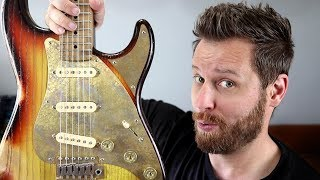 A Strat Like No Other! - No, it's NOT a Fender!