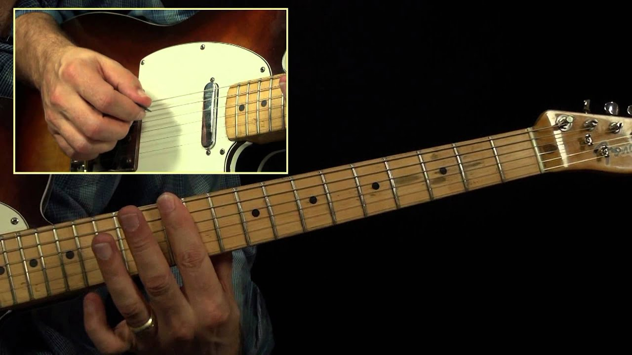 Merle Haggard How To Play Workin Man Blues Guitar Lesson Youtube