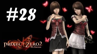 Fatal Frame 2 / Project Zero 2 Wii Edition - Walkthrough Part 28 (CHAPTER 8 - THE WANING MOON)